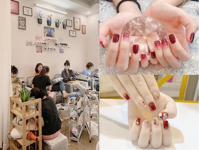 Tiệm Nails Today